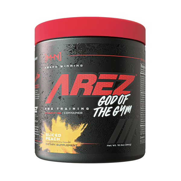 Arex god of the gym high-end supps