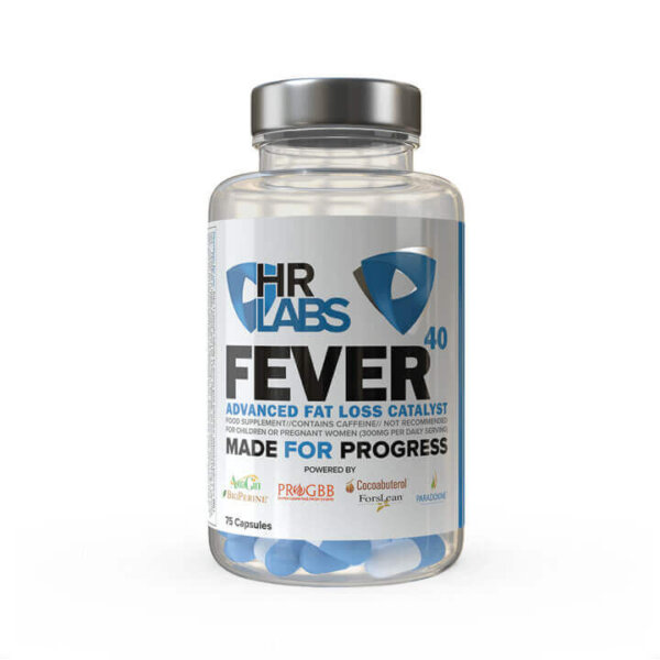 HR Labs Fever high-end supps