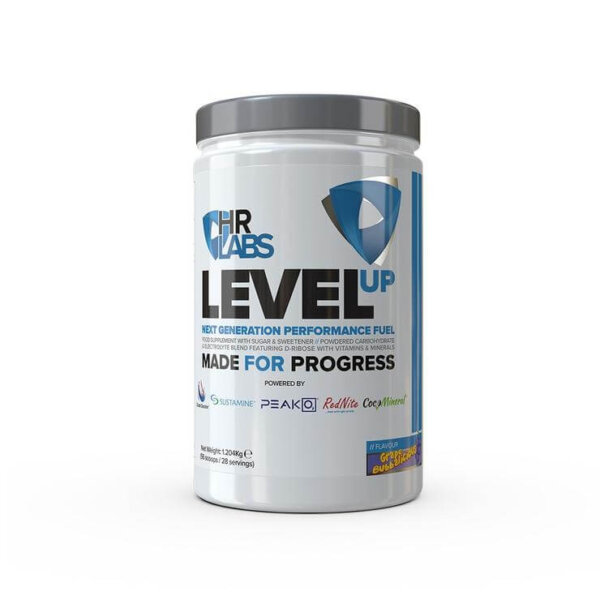HR Labs Level Up high-end supps