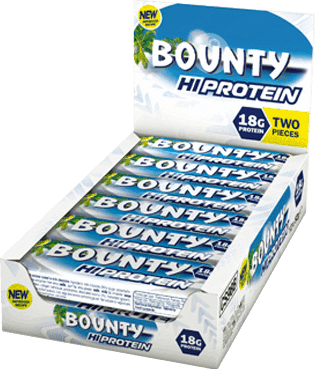 bounty hiprotein bar high-end supps