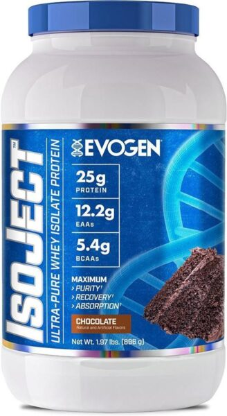 isoject2 high-end supps