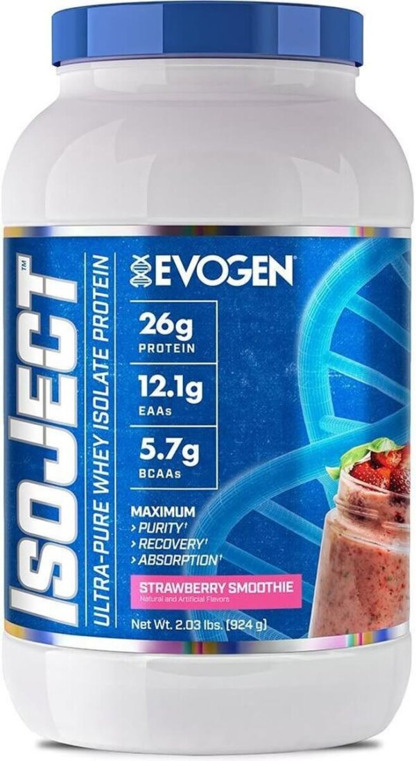 isoject3 high-end supps