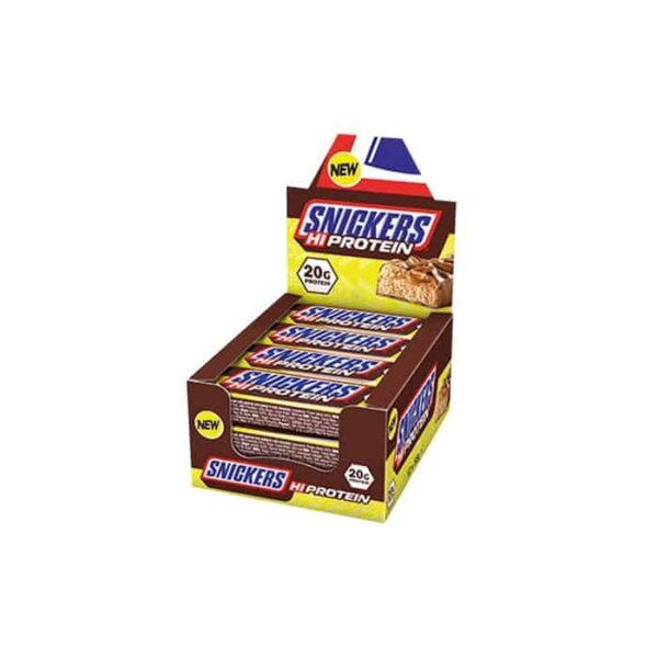 snickers proteinbar high-end supps