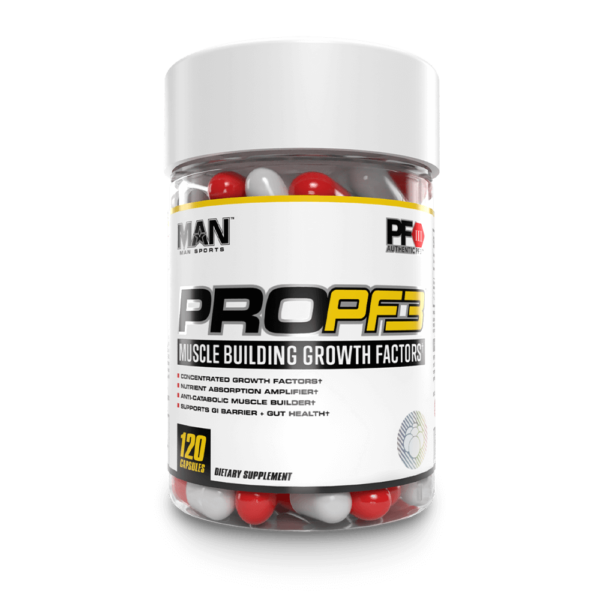 MAN Pro pf3 high-end supps
