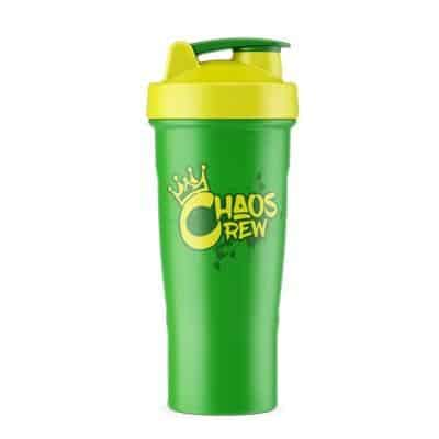 chaoscrew shaker green high-end supps