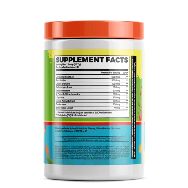 Pre Phase Render Sour Worms Side Facts.progressive high-end supps