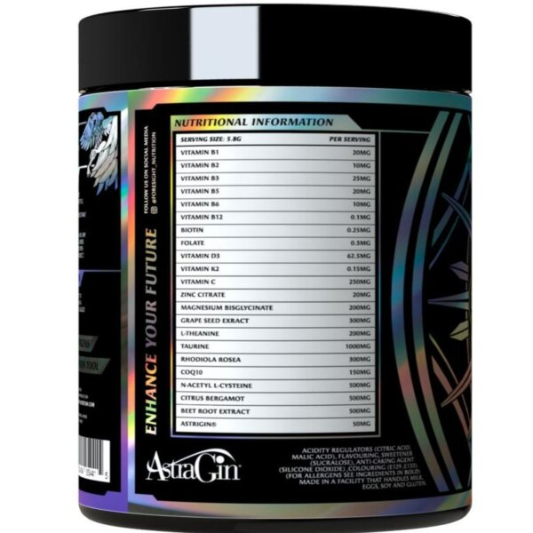 foresight re vitalise 25 servings 930374 800x high-end supps