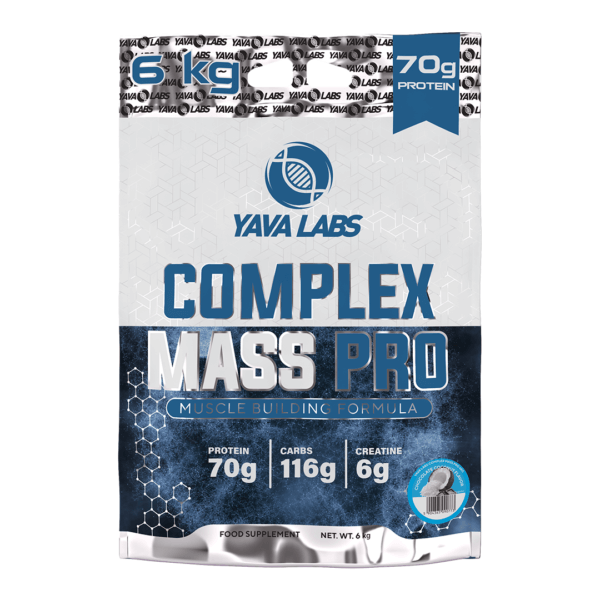 complex mass pro coconut min high-end supps