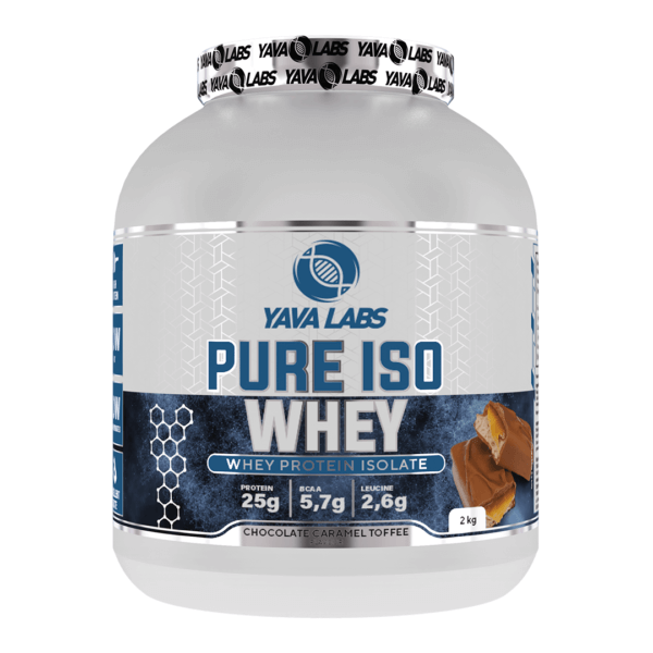 pure iso choc caramel 01 high-end supps
