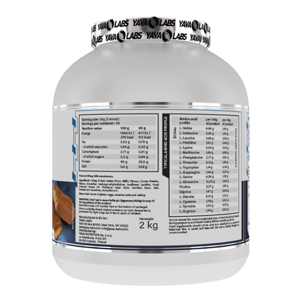 pure iso choc caramel 02 high-end supps