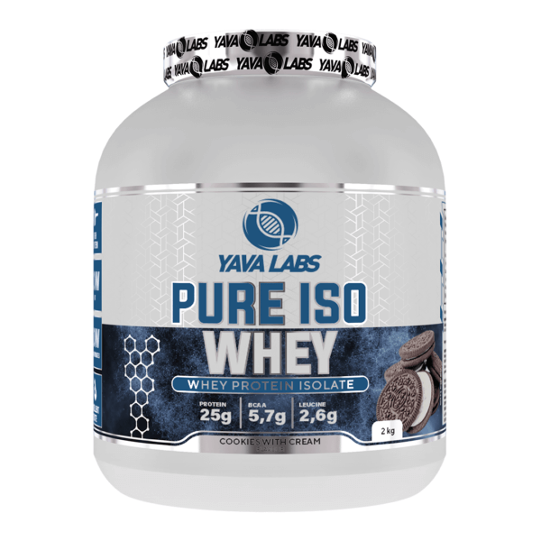 pure iso cookies 01 high-end supps
