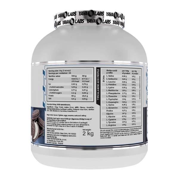 pure iso cookies 02 high-end supps