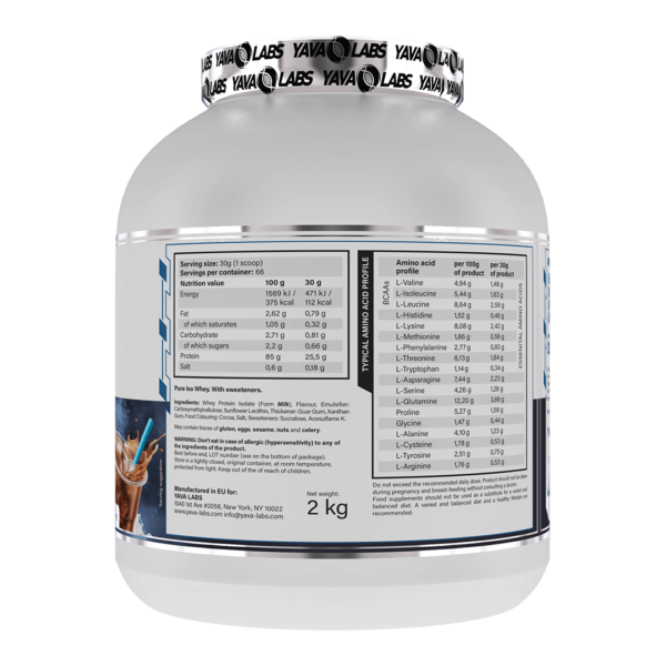 pure iso ice coffee 02 high-end supps