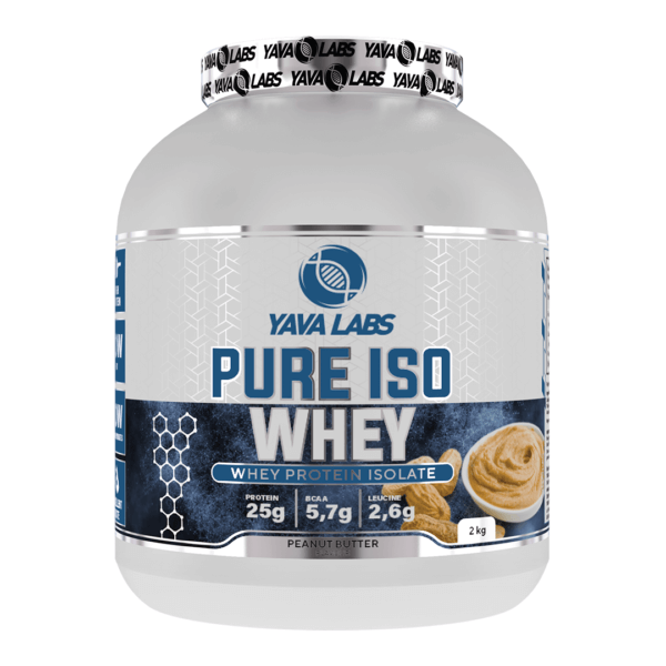 pure iso peanut 01 high-end supps