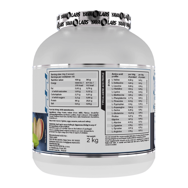 pure iso pistachio 02 high-end supps