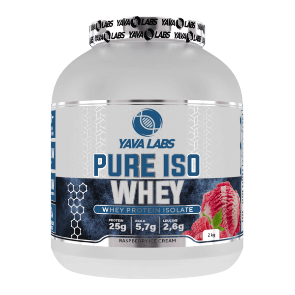 pure iso rasp 01 high-end supps