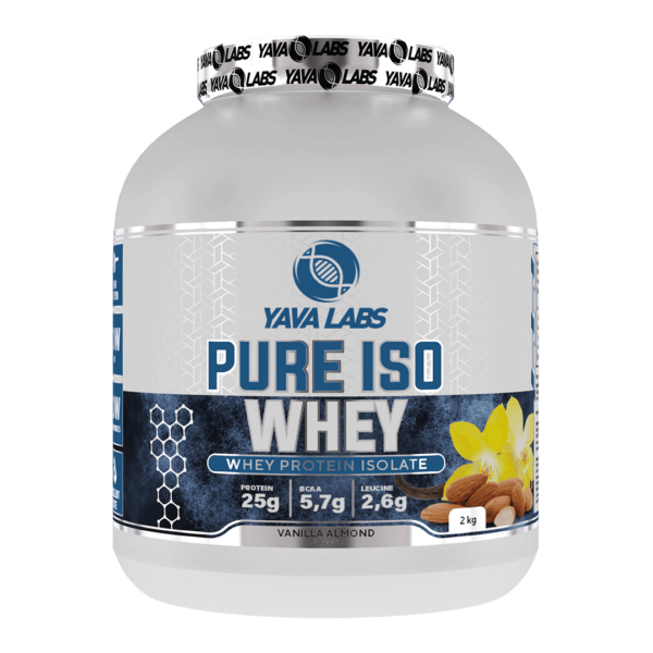 pure iso van almond 01 high-end supps